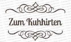 Zum Kuhhirten Logo